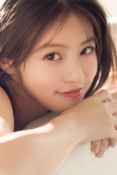 Mio Imada 今田美桜, Shonen Magazine 2019 No.25 (少年マガジン 2019年25号)