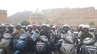 | Honda drives Jaipur to vote on 6th May- Take the #KoiSeatNaJayeKhali pledge