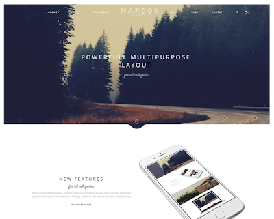 Narcos-Multipurpose Responsive Wordpress Theme