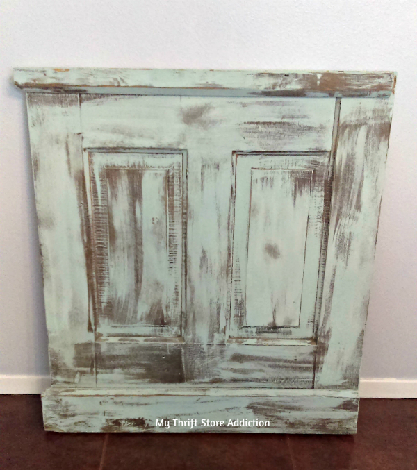 reclaimed vintage door