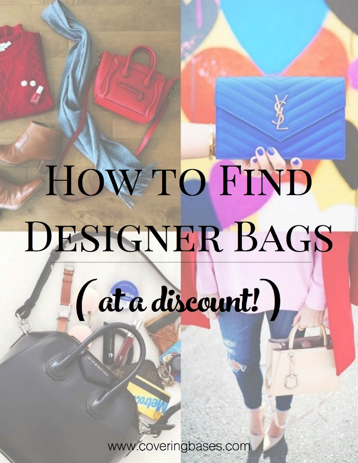 How to Find Designer Bags