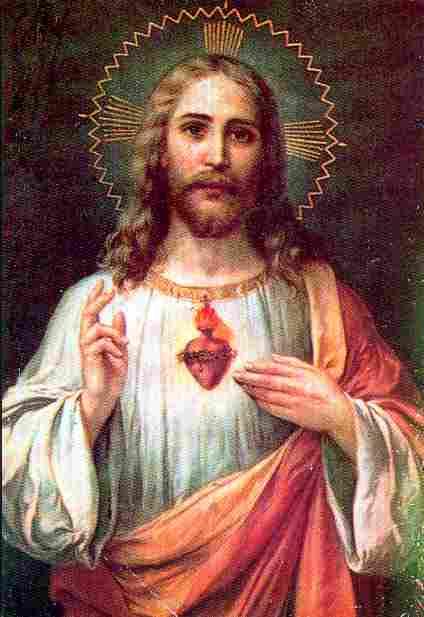 Novena De La Confianza Al Sagrado Corazon De Jesus