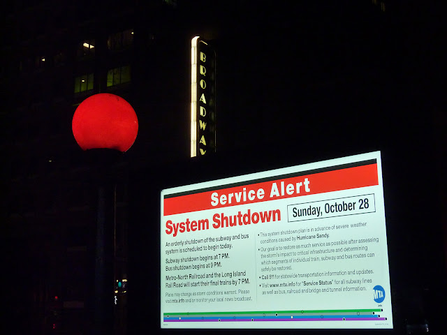 Service Alert New York City Subway