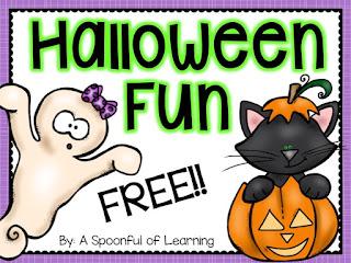 Halloween FREEBIES!!!
