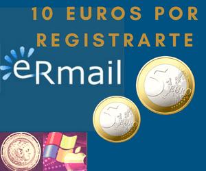 PTC eRmail: Para ganar dinero en casa con clics