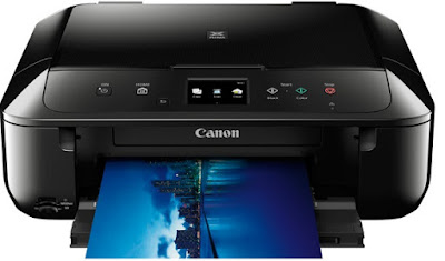 Canon MG6350 Error 5B00
