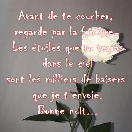 Sms Bonne Nuit Poèmes Et Textes Damour