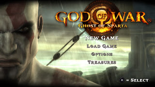 Download God of War : Ghost of Sparta PPSSPP High Compress Cso