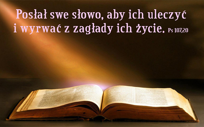 Inicjatywa Modlitwy Wstawienniczej Tydzień Biblijny W Naszych