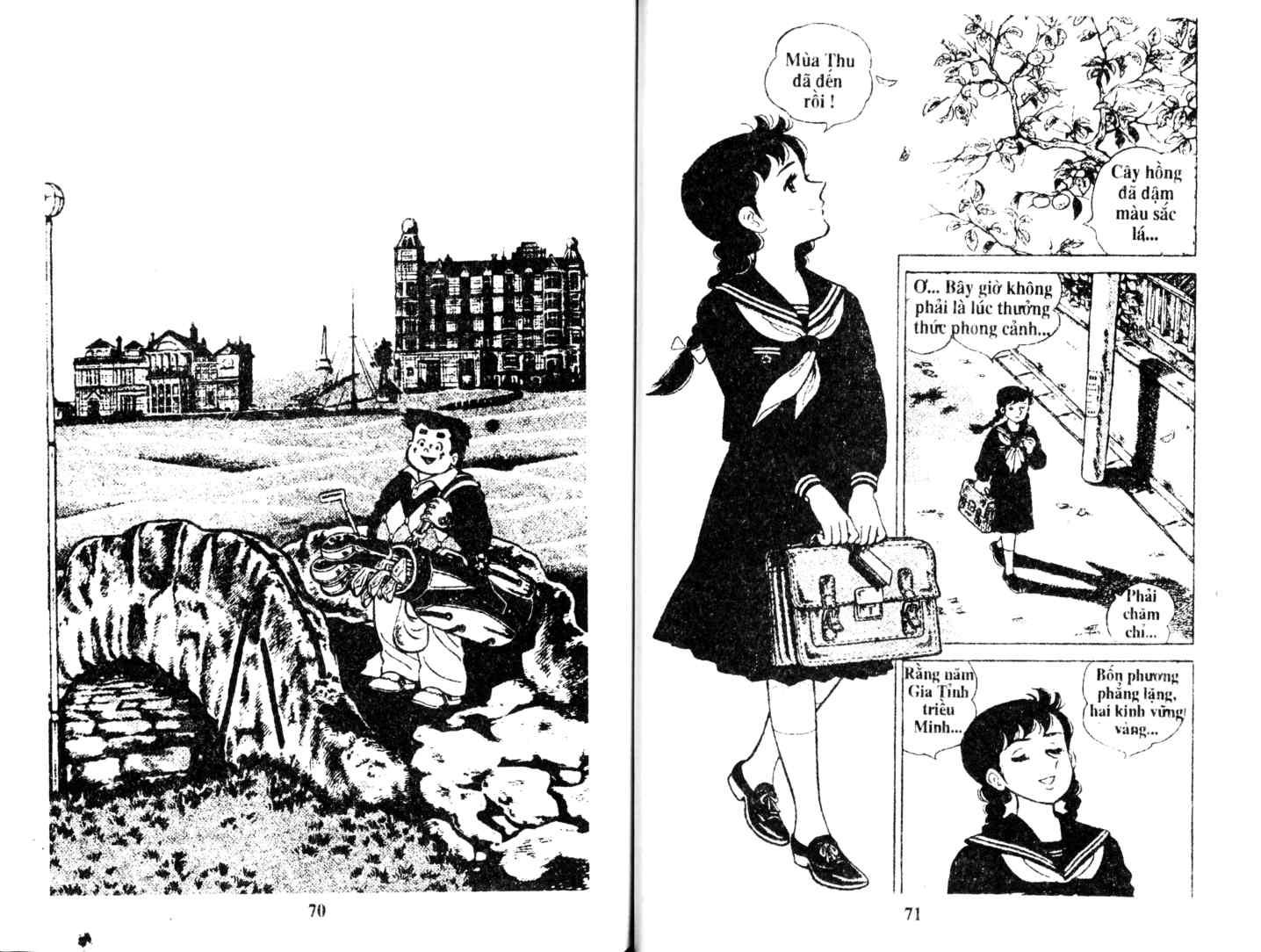 Ashita Tenki ni Naare chapter 10 trang 34