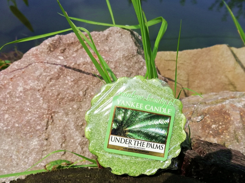 Under The Palms - Yankee Candle