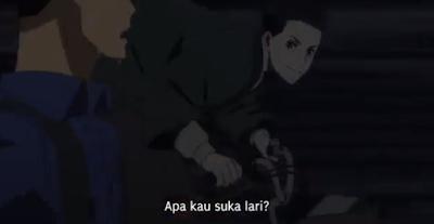Kaze Ga Tsuyoku Fuiteiru Episode 4 Subtitle Indonesia