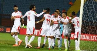 موعد مباراة وادي دجلة والزمالك الثلاثاء 28-01-2020 في الدوري المصري