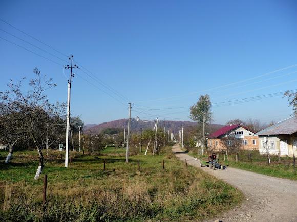 Тяпче на Долинщині