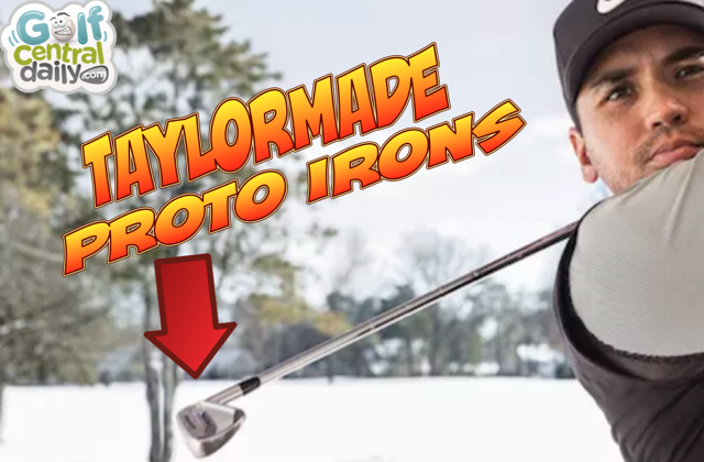 Jason Day Nike Commercial TaylorMade Proto Irons