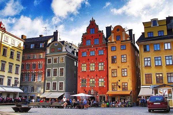 Stortorget, Estocolmo