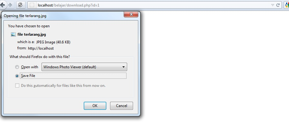 limit download file