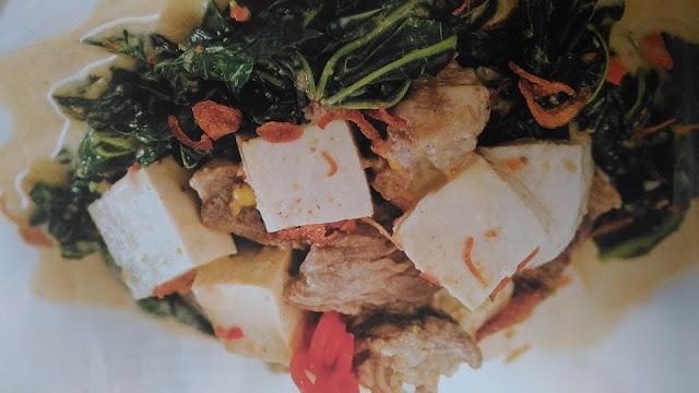 Resep Daging Masak Daun Singkong