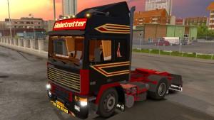 Volvo F16 truck mod