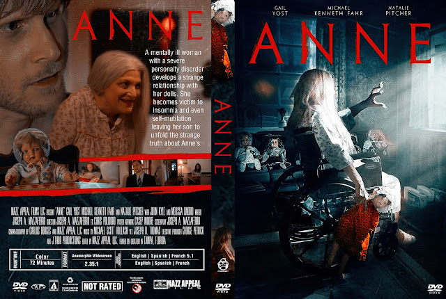 Anne (2018) DVD Cover