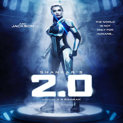 Amy Jackson New Picture Of Robot 2