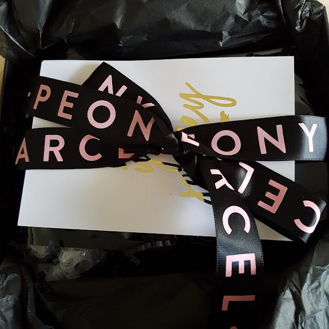 peony parcel | Almost Posh