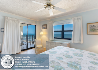 Top Floor Penthouse Condo at The Islander Condominiums, Oceanfront at Wrightsville Beach!