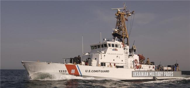 США передадуть ВМС України патрульні катери класу «Айленд»