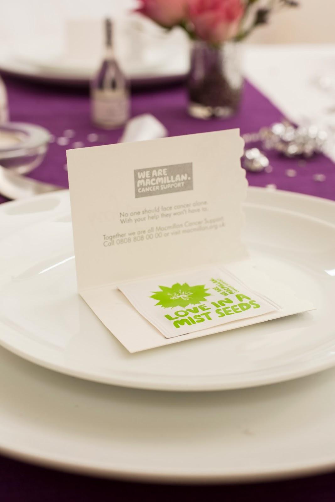 Weddings With Macmillan – Bride De Force