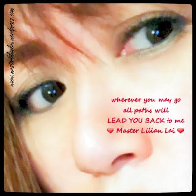 #masterlilianlai #leadyoubacktome