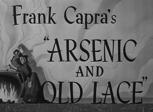 Arsenic and Old Lace Summary & Study Guide