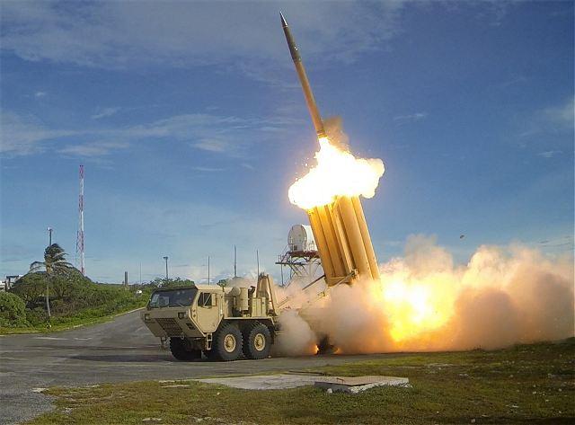 China-Rusia Desak AS Batalkan Penempatan Rudal THAAD di Korea