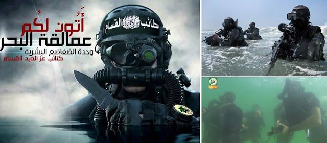 10 Fakta Menakjubkan tentang Pasukan Katak Hamas