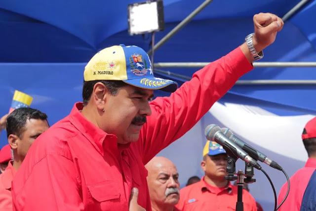Maduro ordena armar a milicianos y evalúa adelanto de elecciones parlamentarias