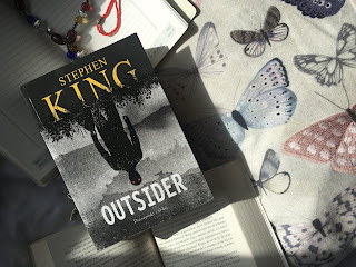 """Outsider"" Stephen King"