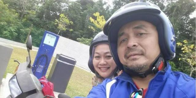 Mengharukan! Kisah Pengorbanan Orangtua Mengantar Motor Anaknya Berpuluh-Puluh Kilometer