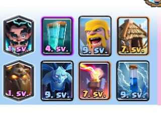 Electro Wizard Best Deck