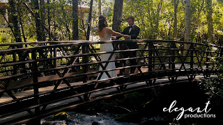 Elegant Productions First Look Wedding Cinematography