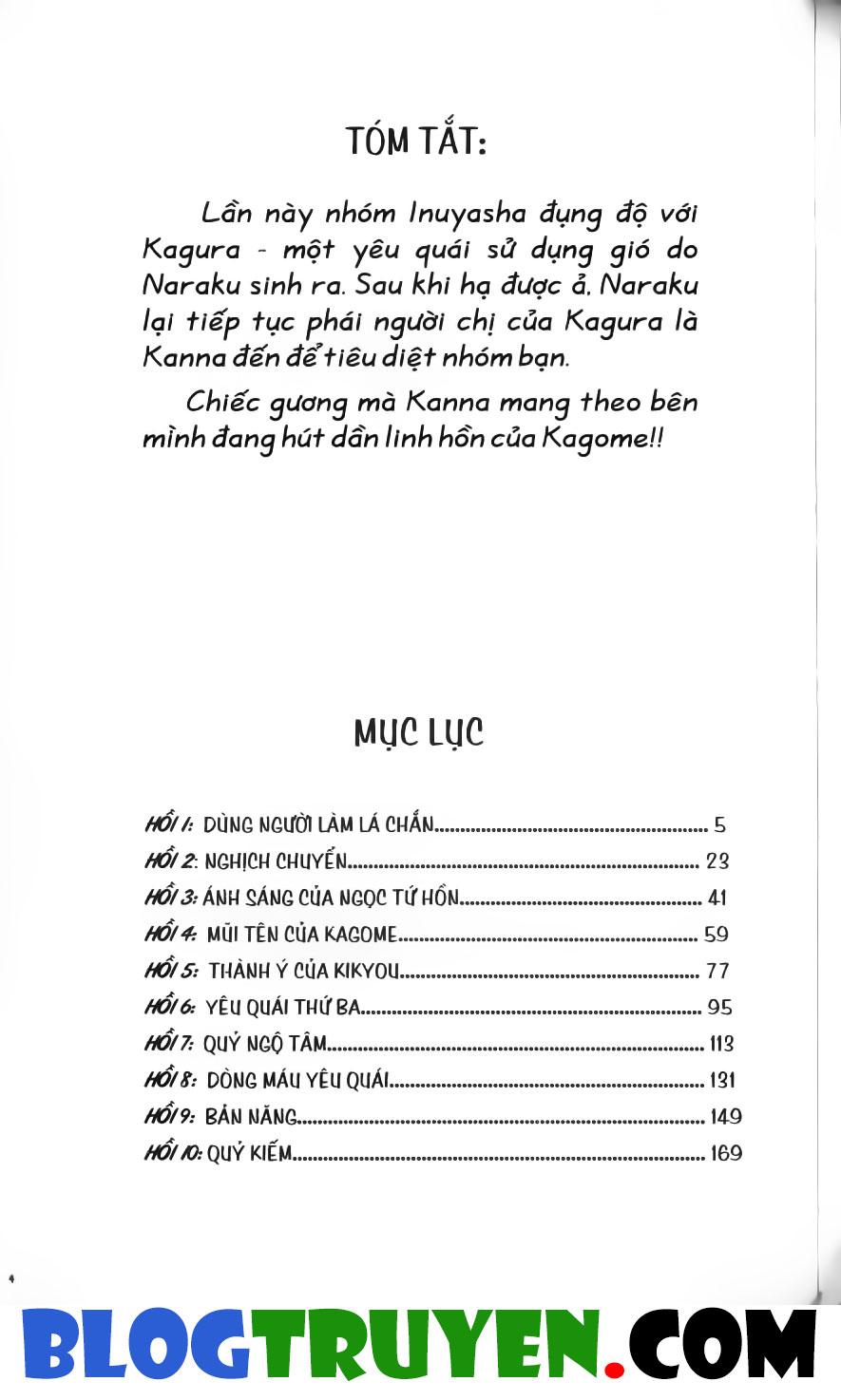 Inuyasha vol 16.1 trang 3