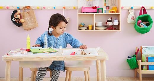 Estoreta quotidien diy muebles montessori de ikea con un - Saco nordico ikea ...