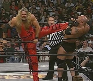 WCW Spring Stampede 1999 - Kevin Nash vs. Goldberg