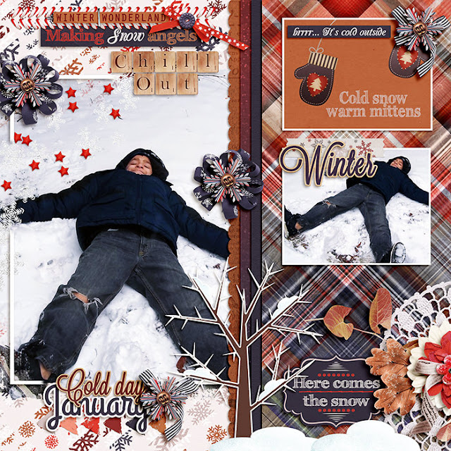 Winter Mix Templates