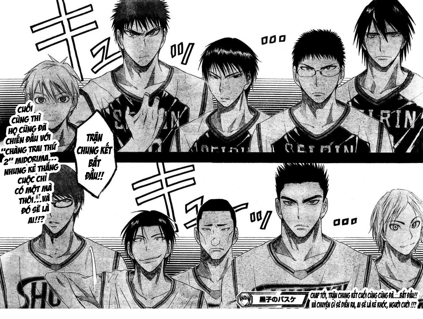 Kuroko No Basket chap 025 trang 19