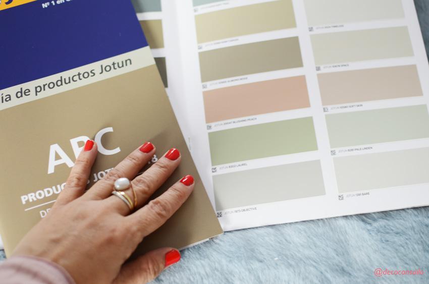 paleta colores jotun 2018