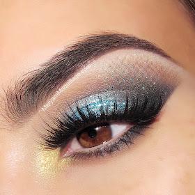 """maryam maquillage """"mermaid eyes"""" easy halloween makeup"""