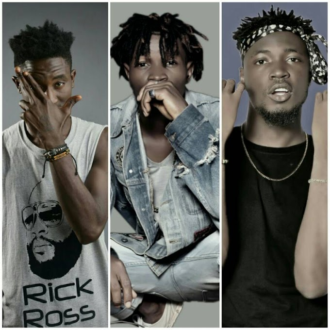 Official unveil of the featured artiste (Mark6ix)