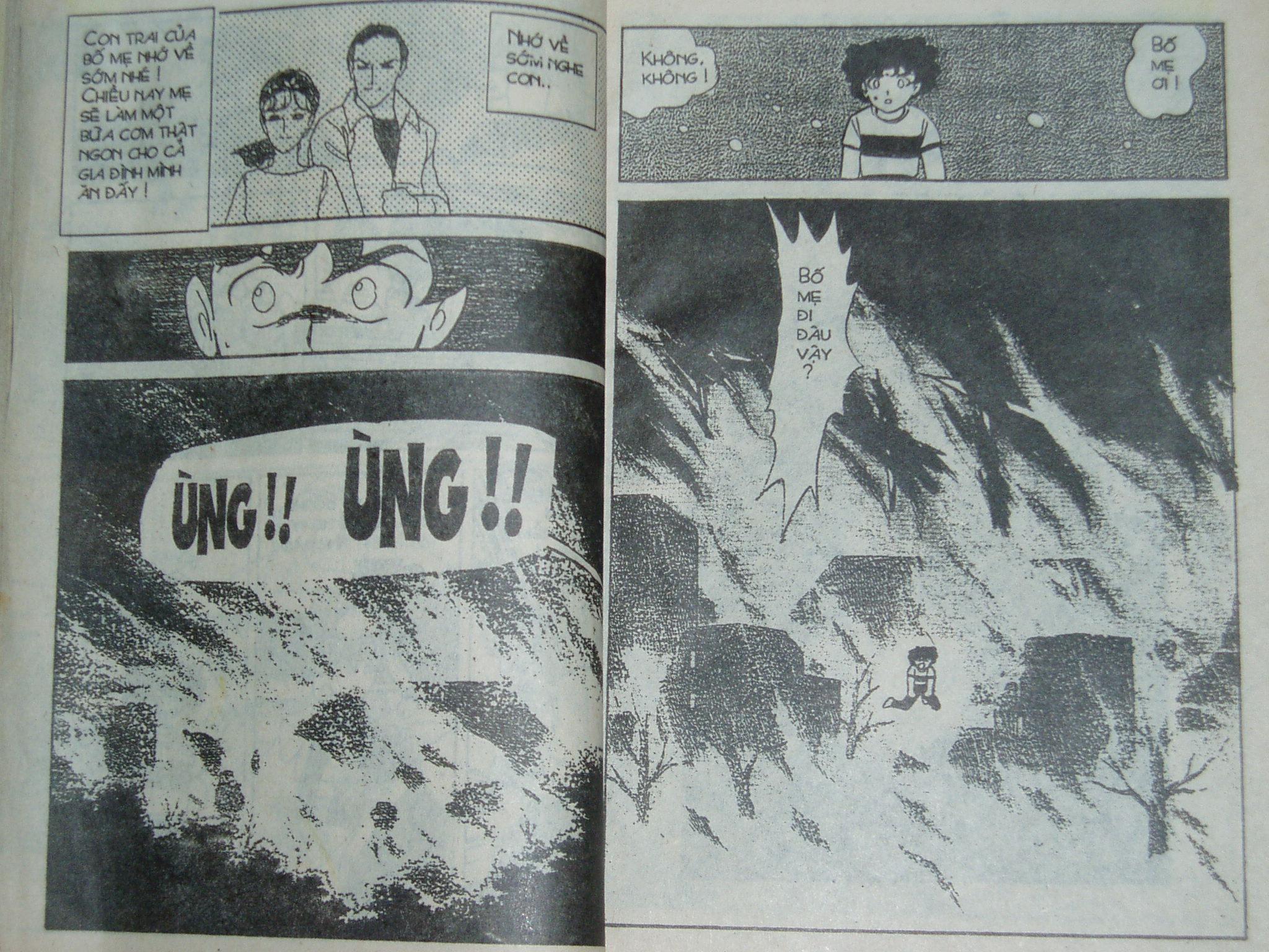 Siêu nhân Locke vol 14 trang 11