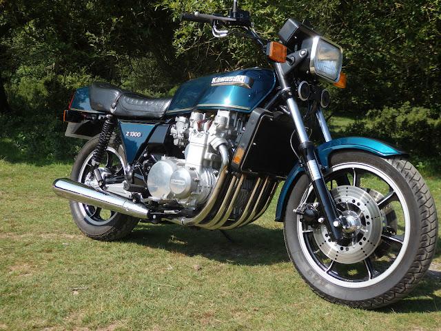 Kawasaki Z1300 Wikipedia