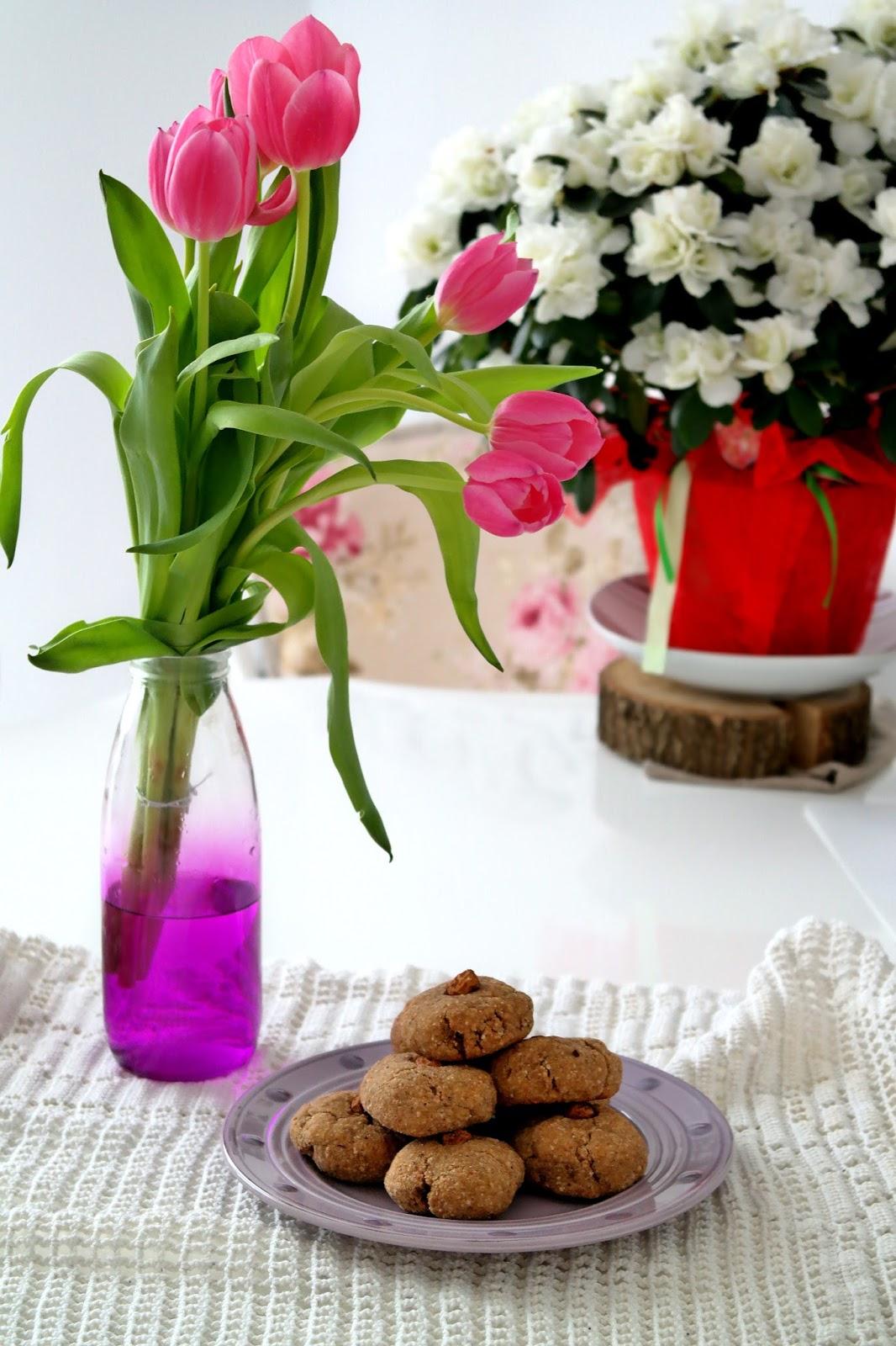 ciasteczka z migdałów ziemnych