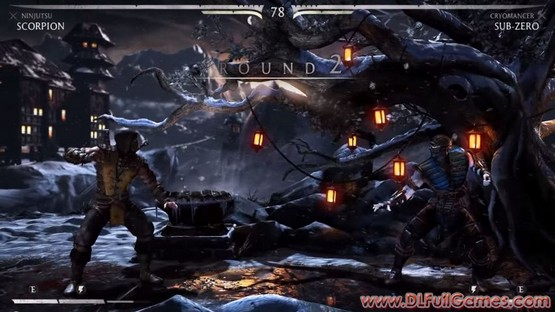 Mortal Kombat X Premium Edition Free Download Pc Game